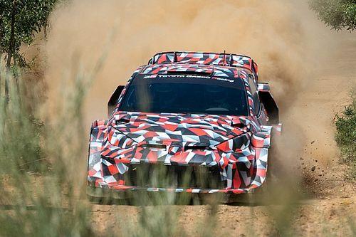 Los equipos del WRC podrán modificar el uso sistema híbrido en 2022