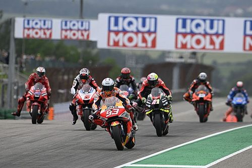 German MotoGP: Marquez scores incredible comeback win