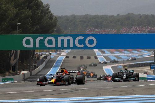 Así queda el Mundial de F1 2021 tras el GP de Francia