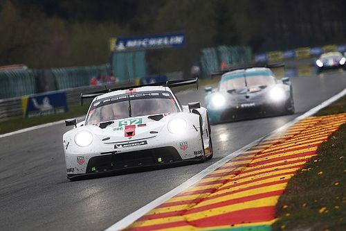 """Estre: Porsche GTE Spa WEC triumph was """"extremely stressful"""""""