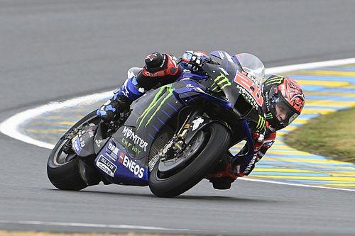 "Quartararo: French MotoGP ""strangest race on my life"""