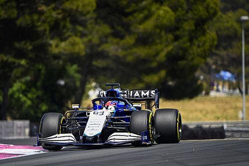 "Russell : ""Probablement notre meilleure course avec Williams"""