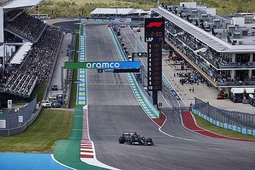 En vivo: la carrera del GP de los Estados Unidos de Fórmula 1 2021