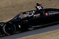 Как Грожан провел первые тесты в IndyCar. Оттирал грязь тряпкой и натрудил бицепсы – зато смог надеть «детский» шлем