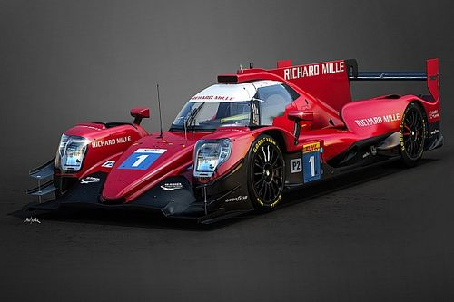 Richard Mille team joins WEC with all-female crew