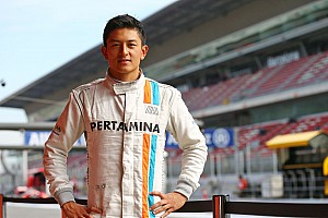 Formula 1 Nostalgia Galeri: Tes F1 2016 pertama Rio Haryanto
