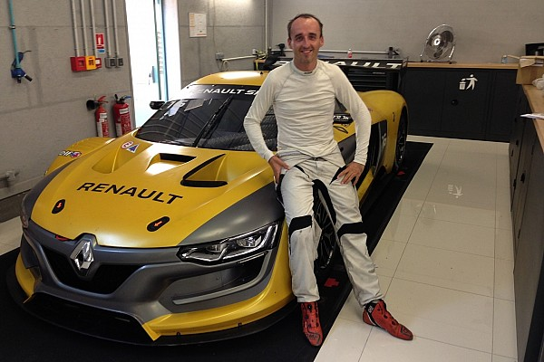 Kubica to race in Renault Sport Trophy at Spa