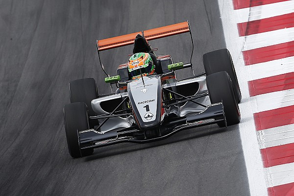 Formula Renault Daruvala focuses on Eurocup race wins as title hopes diminish