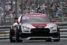 Toerwagens: overig Bernhard van Oranje in Audi Sport TT Cup tijdens DTM Zandvoort