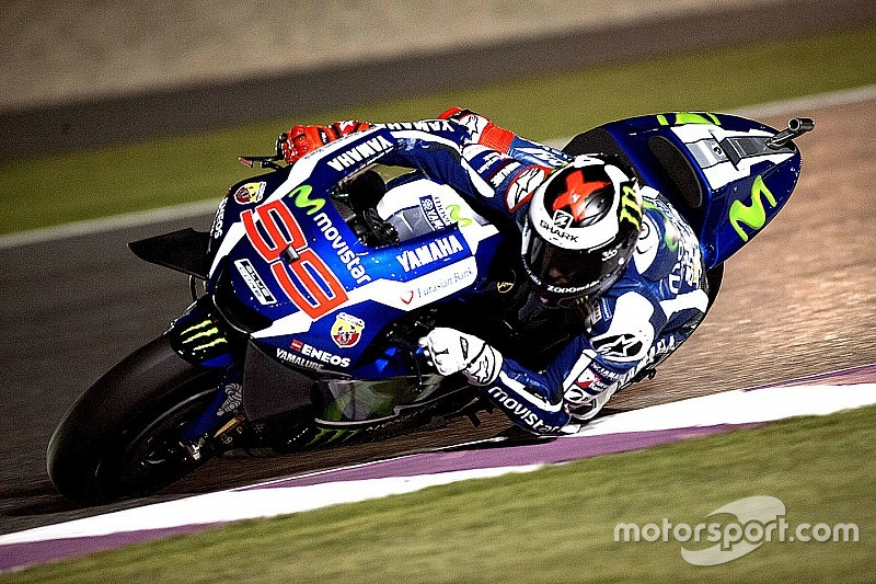 MotoGP Qatar: Lorenzo rebut pole position