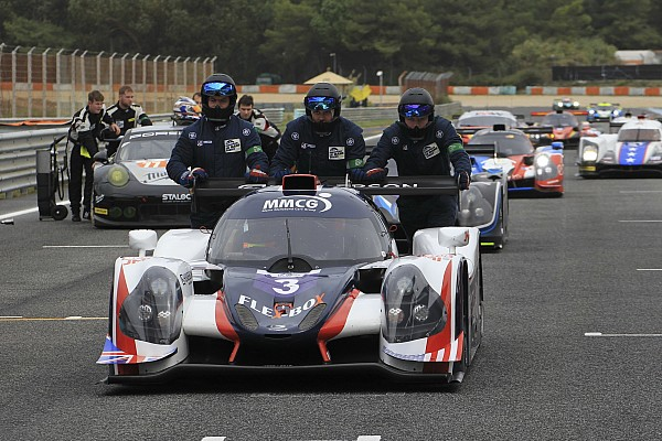European Le Mans Patterson, Boyd and England return to United Autosports for 2017 ELMS LMP3 programme