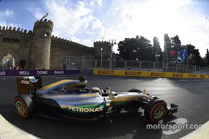 Пилоты Mercedes теряли по 0,2 секунды на круге из-за неверных настроек