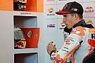 Kembali terjatuh di kualifikasi, Marquez marah