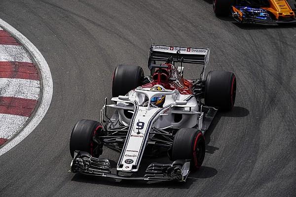 Sauber: 2019 é melhor momento para mudar aerodinâmica