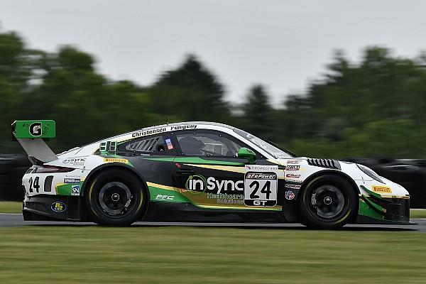 PWC Road America PWC: Christensen wins in Alegra Porsche