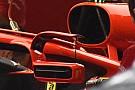 Ferrari vai testar espelhos montados no halo na Espanha