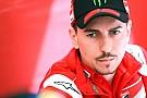 MotoGP Lorenzo duro: