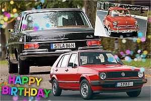 Automotive News Die Auto-Geburtstage 2018
