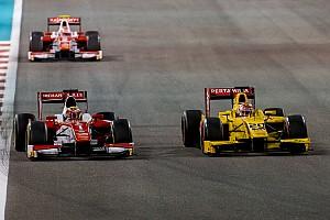 FIA F2 Actualités Leclerc déplore une consigne d'équipe