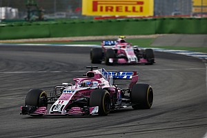 Formula 1 Breaking news Financial squeeze hurting development, says Force India