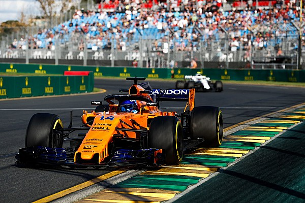 F1 速報ニュース アロンソ、予選Q2落ちも競争力に