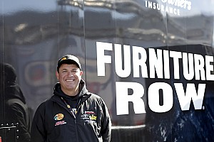 NASCAR Cup Special feature Eye in the Sky: Clayton Hughes enjoys winning with Martin Truex Jr.