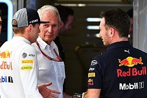 Formel 1 News Party-Modus: Max Verstappen stellt sich gegen Helmut Marko