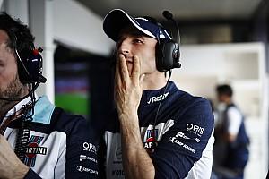 Kubica szerint az előzések hiányáért a túl nehéz F1-es autók okolhatóak
