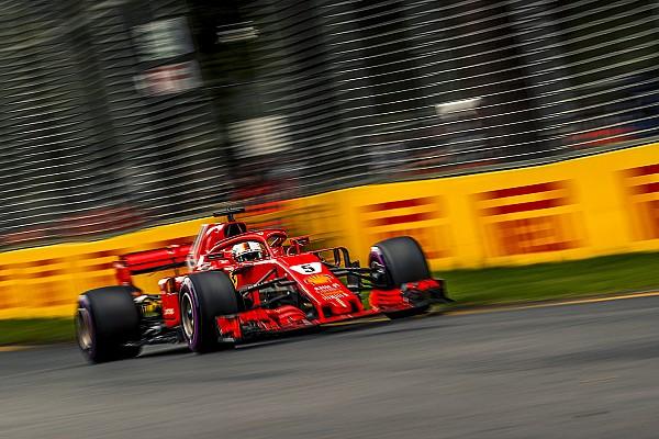Fórmula 1 Noticias Vettel quiere hacerle un