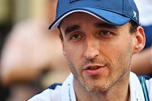Formula 1 Ultime notizie Kubica in trattativa con Williams per un ruolo di supporto nel 2018