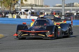 IMSA Résumé d'essais Daytona EL2 - Acura se porte en tête