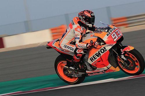 """Marquez: """"Il passo di Dovizioso e della Ducati mi ha impressionato"""""""