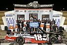 NASCAR Truck Noah Gragson beats Kyle Busch for NASCAR Truck win at Kansas