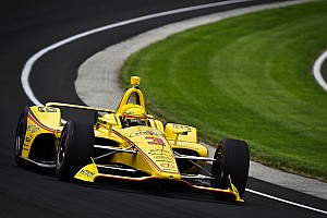 IndyCar Practice report Indy 500: Castroneves tops final practice before qualifying