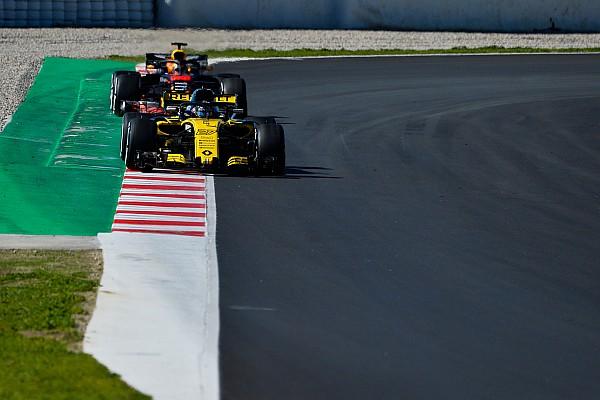 Formula 1 Son dakika Renault, yoğun mücadeleye hazır