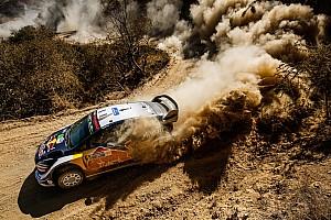 WRC Отчет о секции Ожье выиграл Ралли Мексика