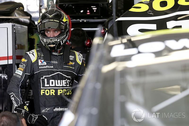 "Jimmie Johnson declares ""I'm not done"" as he returns to Fontana"
