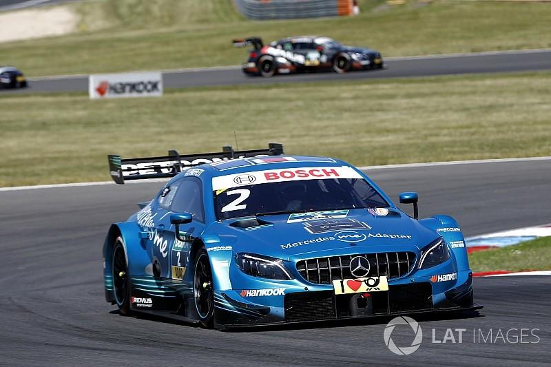 DTM Lausitz 2018: Zweiter Saisonsieg für Gary Paffett
