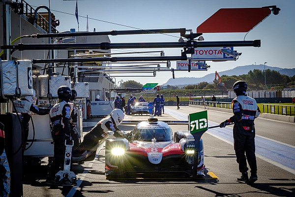 WEC Toyota ran outside rules for best Prologue times