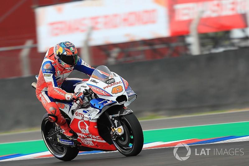MotoGP Argentina: Jack Miller sabet pole perdana