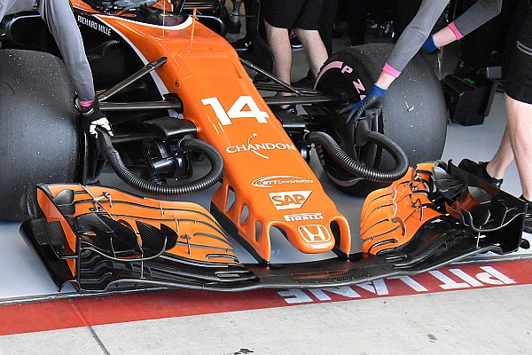 Formula 1 Teknik analiz: McLaren'ın A.B.D. GP kayıplarını azaltan güncelleme