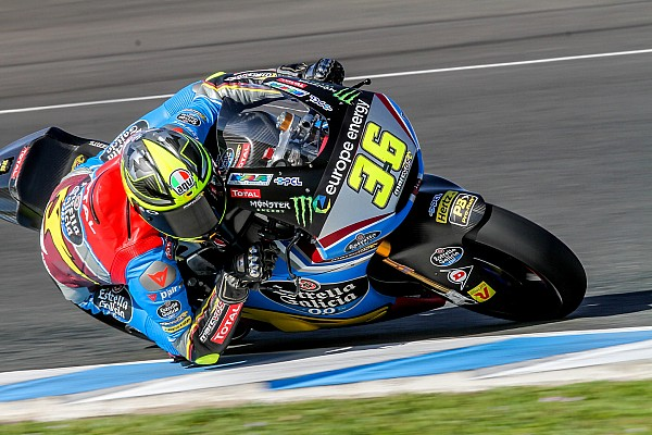 Mir: Subir à MotoGP é mais importante que o título da Moto2
