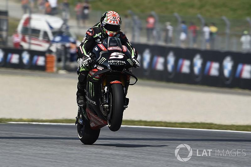 KTM ingin performa Zarco kembali membaik