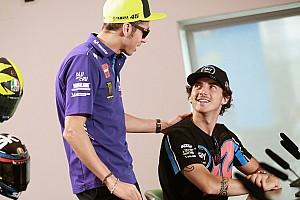 Rossi: Sulit temukan Morbidelli-Bagnaia berikutnya