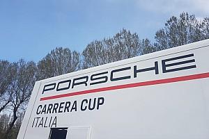 Carrera Cup Italia, a Imola i test pre-season con 24 piloti su 22 auto