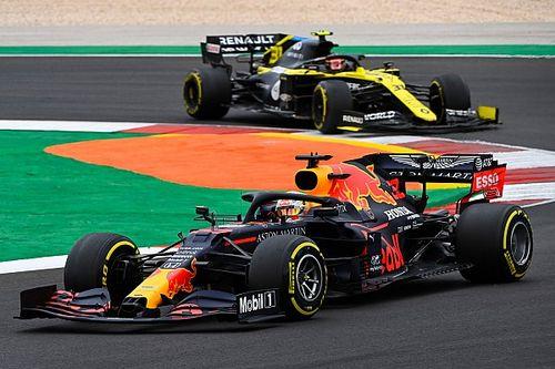 Horner: Red Bull made wrong tyre choice for start