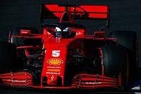 """Vettel volta a criticar Ferrari: """"Problema não é só o motor"""""""