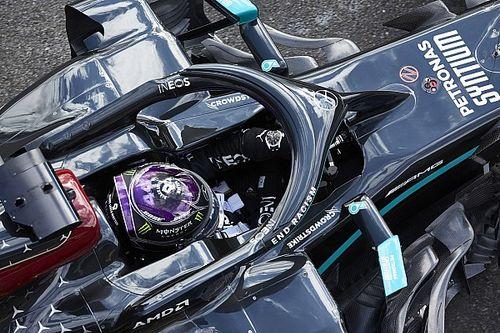 WK-stand na de Formule 1 Grand Prix van Portugal 2020