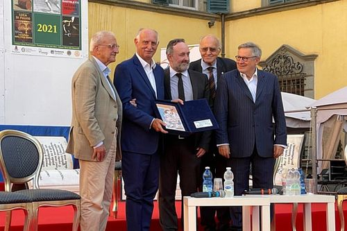 A Carlo Cavicchi il prestigioso premio Bruno Raschi