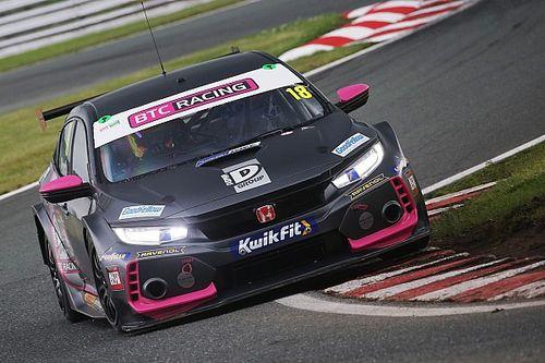 Oulton Park BTCC: Proctor beats Shedden to pole in Honda 1-2